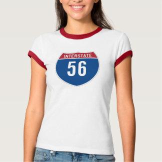 Interstate 56 T-Shirt