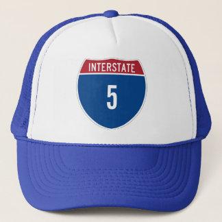 Interstate 5 Hat