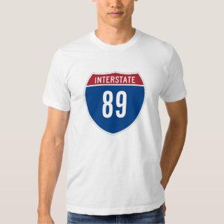 Interstate 89 T-Shirt