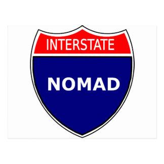 Interstate Nomad: Postcards