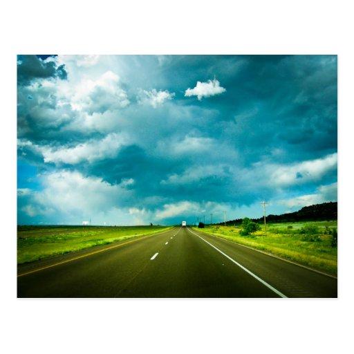 interstate post card