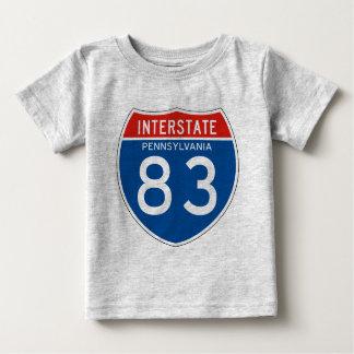 Interstate Sign 83 - Pennsylvania Shirts