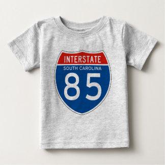 Interstate Sign 85 - South Carolina Infant T-Shirt