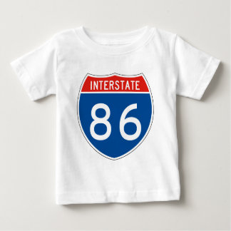 Interstate Sign 86 Tees