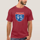 Interstate Sign 95 - Florida T-Shirt