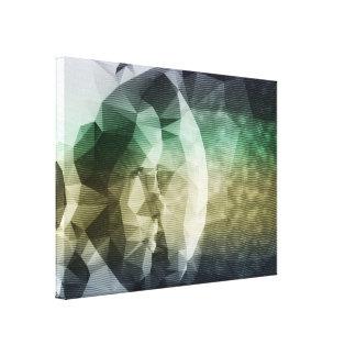 Interstellar Stretched Canvas Print