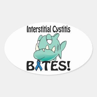 Interstitial Cystitis BITES Sticker