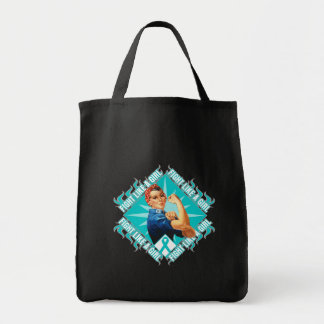 Interstitial Cystitis Fight Rosie The Riveter Bags