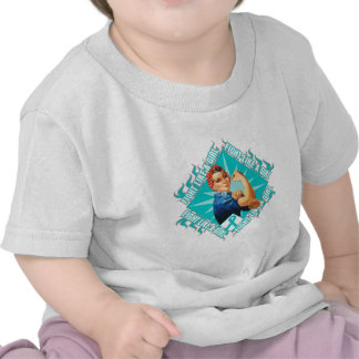 Interstitial Cystitis Fight Rosie The Riveter Tees