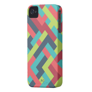 Intertwined 001 iPhone 4 Case