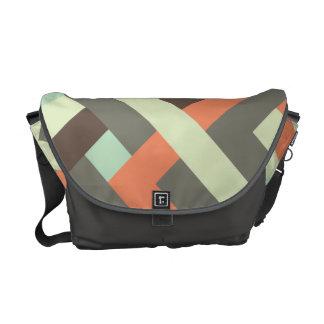 Intertwined 002 Messenger Bag