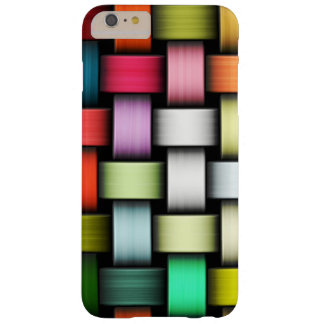 Intertwined abstract background barely there iPhone 6 plus case