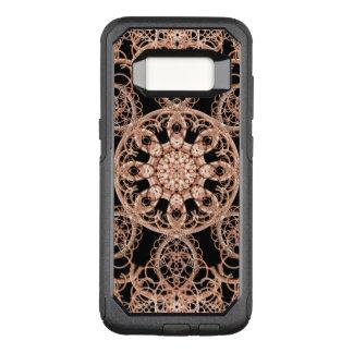 Intertwined Space Mandala OtterBox Commuter Samsung Galaxy S8 Case