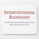 Interventional Radiology Mouse Pad