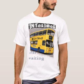 Intestines Yellow Bus Tshirt