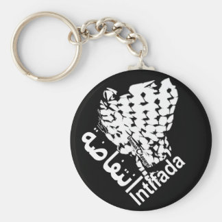 Intifada Key Ring