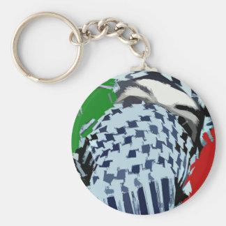 Intifada Palestine 87 Key Ring