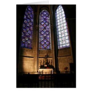 Intimate Chapel Greeting Card