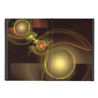 Intimate Connection Abstract Art Cover For iPad Mini
