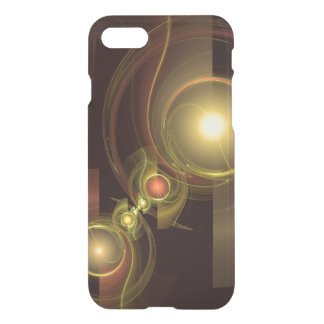 Intimate Connection Abstract Art Deflector iPhone 8/7 Case