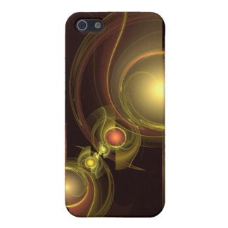 Intimate Connection Abstract Art iPhone 5/5S Case