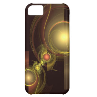 Intimate Connection Abstract Art iPhone 5C Case