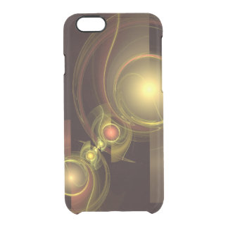 Intimate Connection Abstract Art iPhone 6 Plus Case