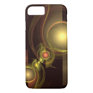 Intimate Connection Abstract Art iPhone 8/7 Case