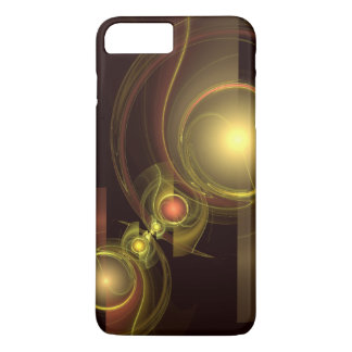 Intimate Connection Abstract Art iPhone 8 Plus/7 Plus Case