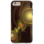 Intimate Connection Abstract Art Tough iPhone 6 Plus Case