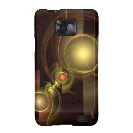 Intimate Connection Abstract Samsung Galaxy S2 Samsung Galaxy SII Case