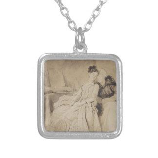 Intimate Conversation by Fragonard Necklaces