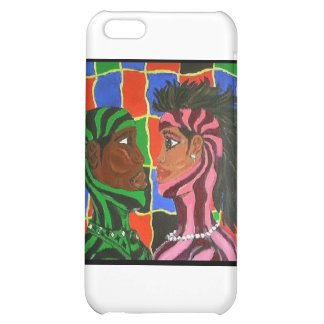Intimate Couple Case For iPhone 5C