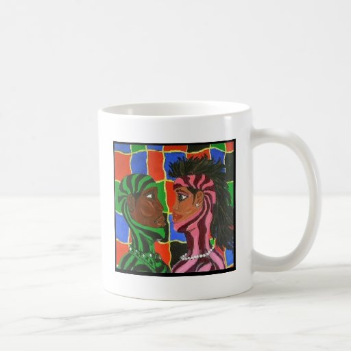 Intimate Couple Coffee Mug
