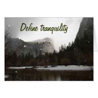 Intimate Tranquility Greeting Card