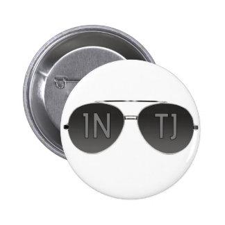 INTJ Aviator Button