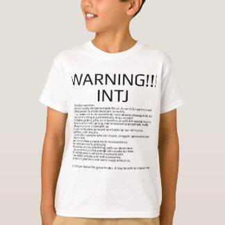 INTJ Rules T-Shirt