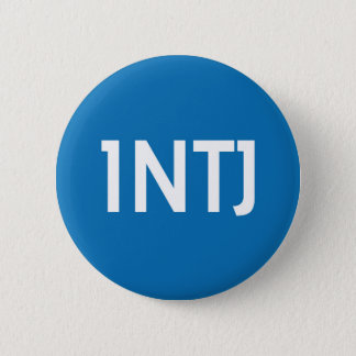 INTJ Team Member Button