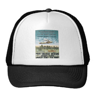 Int'l Great Lakes Flying Boat Cruise Trucker Hat