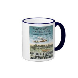 Int'l Great Lakes Flying Boat Cruise Coffee Mug