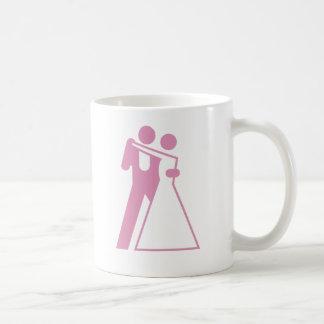Int'l Sign for Bride & Groom Coffee Mug