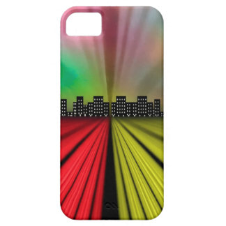 Into the City at Night iPhone 5 Covers