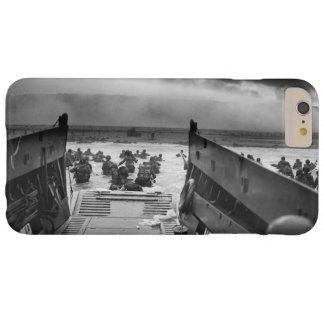 Into The Jaws Of Death LCVP World War II Omaha Barely There iPhone 6 Plus Case