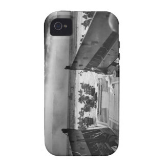 Into The Jaws Of Death LCVP World War II Omaha Case-Mate iPhone 4 Cover