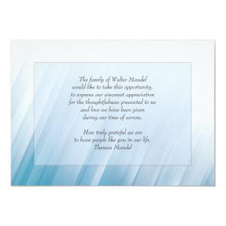 Into The Light Bereavement Card 13 Cm X 18 Cm Invitation Card