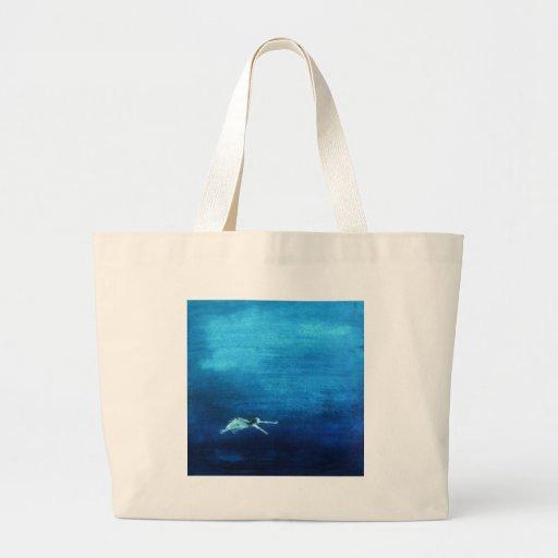 Into The Mystic Canvas Bag