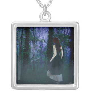 Into The Mystic Forest Necklace