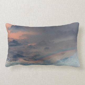 """""""Into the Mystic"""" Lumbar Pillow"""