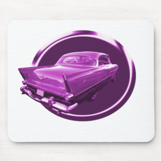 Into the Pink Plymouth Mouse Pad