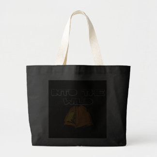 Into The Wild Tent Tote Bags